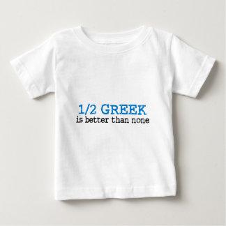 Half Greek Baby T-Shirt