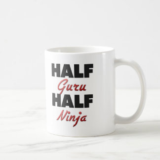 Half Guru Half Ninja Mug