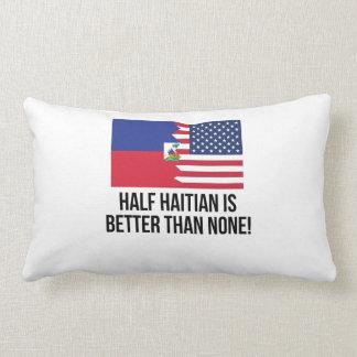 Haitian flag pillows decorative throw pillows zazzle for Better than my pillow