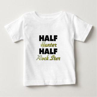 Half Hunter Half Rock Star Shirt