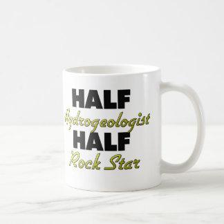 Half Hydrogeologist Half Rock Star Coffee Mug