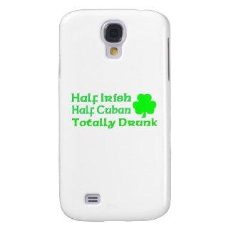 Half Irish Half Cuban Totally Drunk Galaxy S4 Cover
