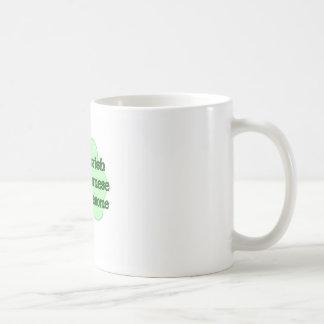 Half Irish half Japanese Totally Awesome Mug