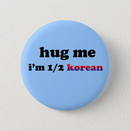 Half Korean Button