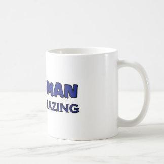 Half-man half-amazing coffee mug