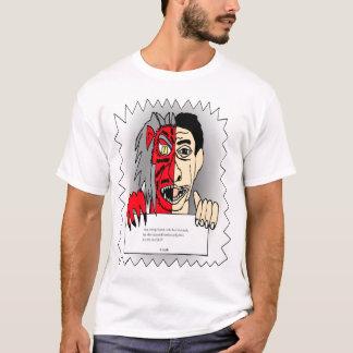 Half Man Half Beast T-Shirt