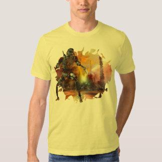 Half Man Half Machine Shirt