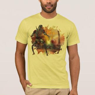 Half Man Half Machine T-Shirt