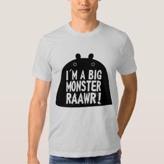 Half Man Half Monster Shirt