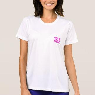 Half Marathon Finisher - Pink Tshirt