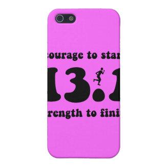half marathon iPhone SE/5/5s cover