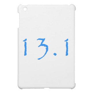 Half Marathon Miles iPad Mini Case