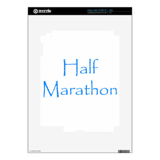 Half Marathon Skins For iPad 2