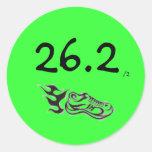 Half Marathon Sticker
