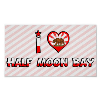 Half Moon Bay, CA Posters