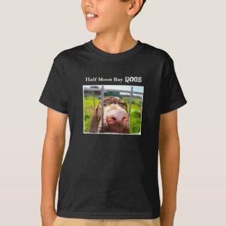 Half Moon Bay Dogs Nose T-Shirt