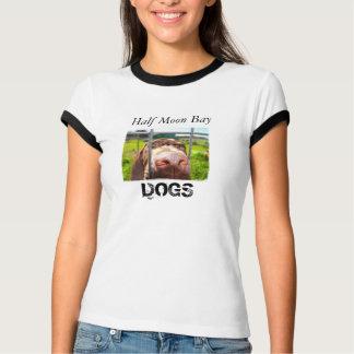 Half Moon Bay Dogs Tee Shirt