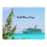 Half Moon Caye Bahamas Postcard