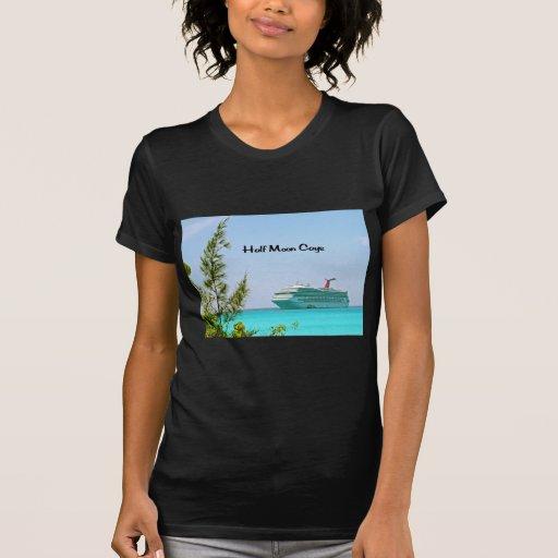 Half Moon Caye Bahamas Tshirts