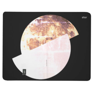 Half Moon [Dark Version] Pocket Journal