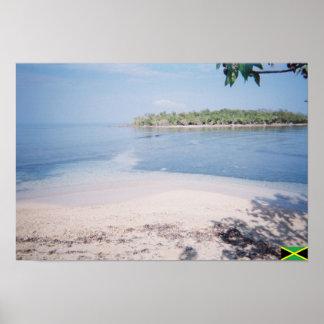 Half Moon Island, Jamaica Print