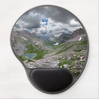 Half Moon Lake - Weminuche Wilderness - Colorado Gel Mouse Pad