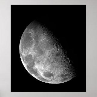 Half Moon Poster or Print