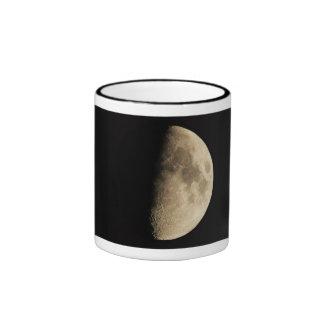 Half Moon Ringer Mug
