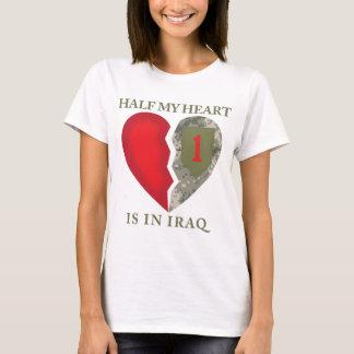 Half My Heart Is In Iraq T-Shirt