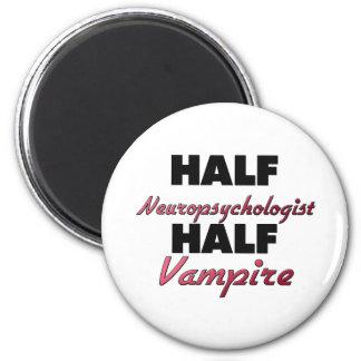Half Neuropsychologist Half Vampire Magnet