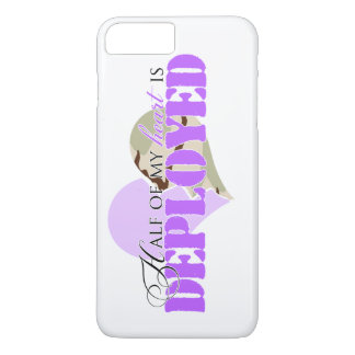 Half of my heart is Deployed iPhone 8 Plus/7 Plus Case