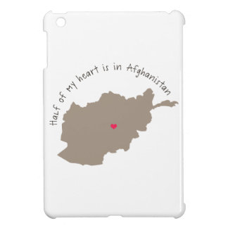Half Of My Heart Is In Afghanistan Cover For The iPad Mini
