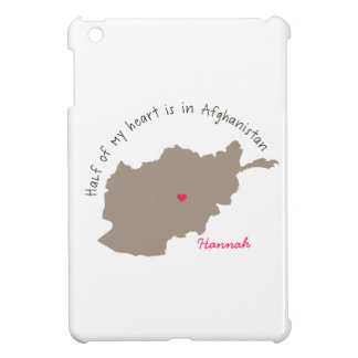 Half Of My Heart Is In Afghanistan iPad Mini Cover Cover For The iPad Mini