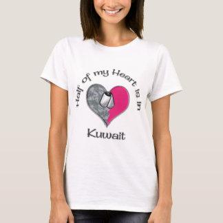 Half of my heart Kuwait T-Shirt