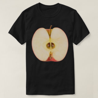 Half of red apple T-Shirt