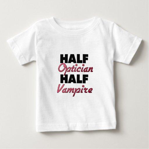 Half Optician Half Vampire Shirts T-Shirt, Hoodie, Sweatshirt