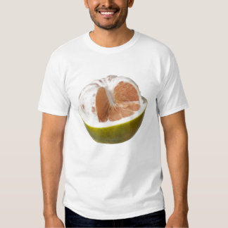 Half peeled pomelo shirt