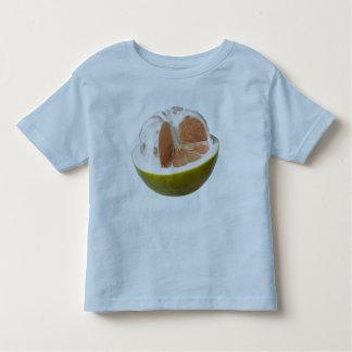 Half peeled pomelo t-shirt