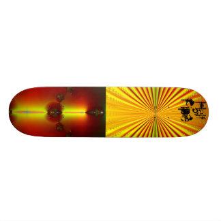 Half Pipe Skateboard