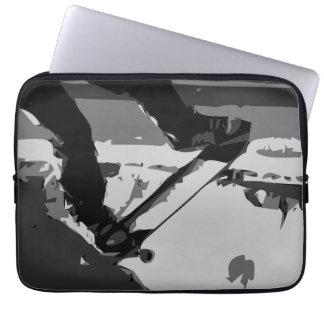 Half pipe Skateboarding Computer Sleeve