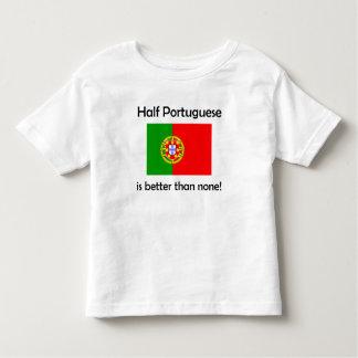 Half Portuguese Toddler T-shirt