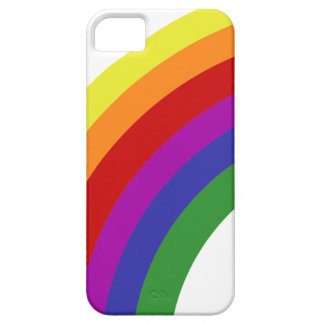 Half Rainbow iPhone SE/5/5s Case