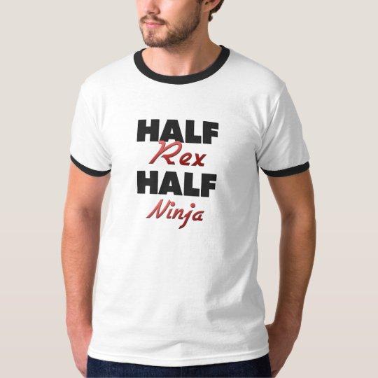 Half Rex Half Ninja T-Shirt
