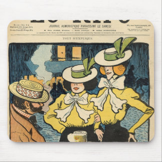 Half-sisters Mouse Pad