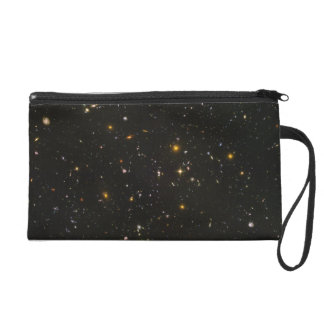 Half-Size Version of the Hubble Ultra Deep Field Wristlet Clutches