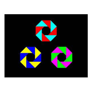 half-squares-3-octagons_Vector_Clipart Postal