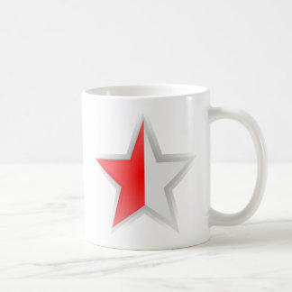 Half Star Mug
