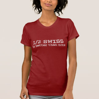 Half Swiss T-Shirt