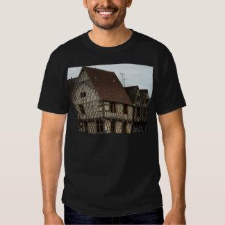 half-timbered house shirt