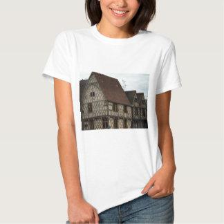 half-timbered house t-shirt
